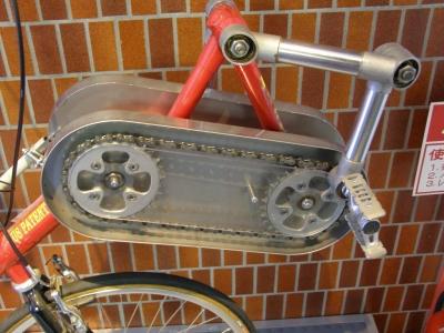 リカンベント型高効率自転車2