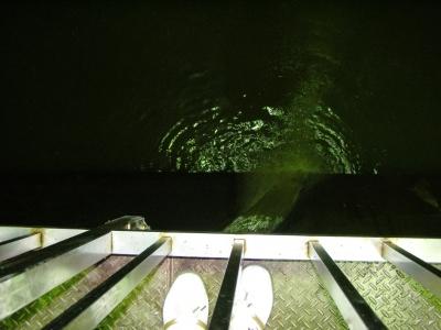 浅草橋幹線流入口