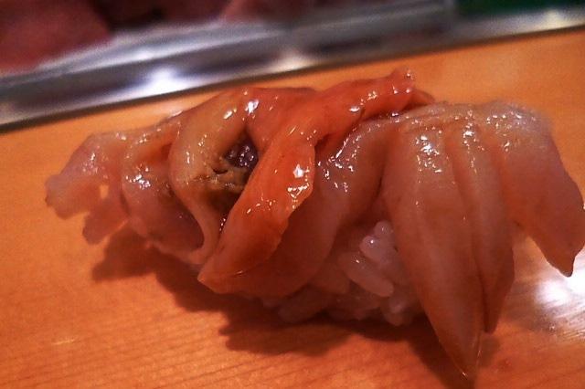 貝類は歯ごたえがいいですね あと磯の香りも