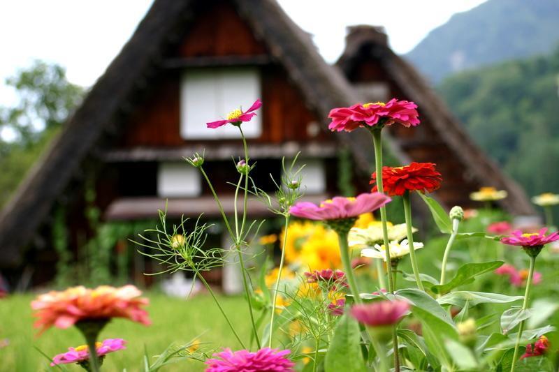 この夏休み最後の思い出づくりを応援する飛騨 白川村から ①