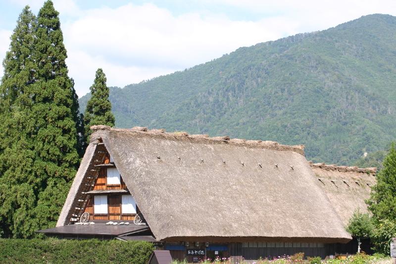 世界遺産 白川郷合掌集落~パノラマ秋色散策と美肌の湯 めぐり旅へ~ ⑧