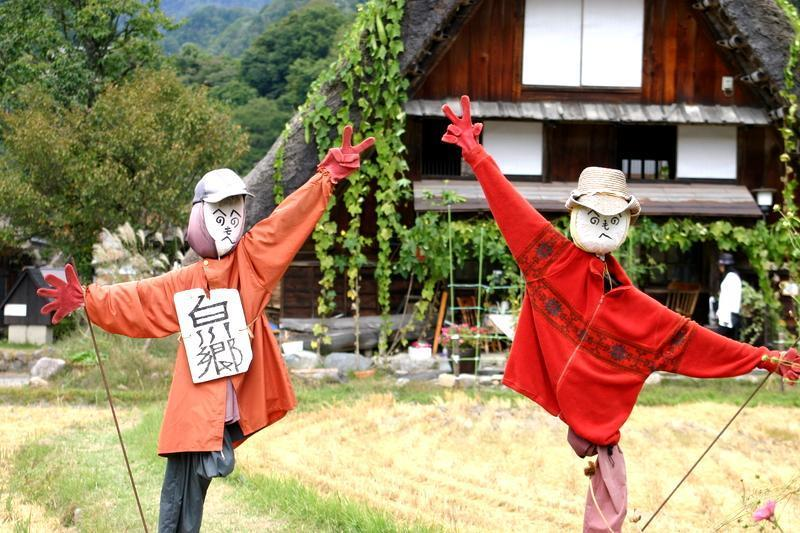 これから紅葉で華やぐ秋に、是非とも訪れたい「白川郷」 ②