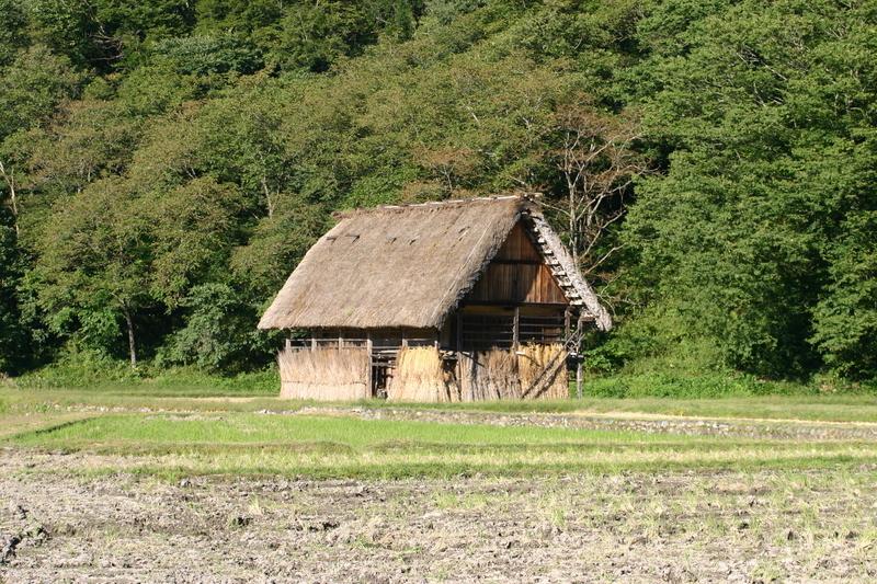 これから紅葉で華やぐ秋に、是非とも訪れたい「白川郷」 ⑥