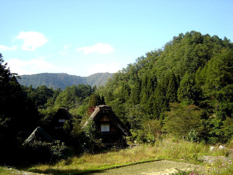 これから~山々が色づく秋本番にちょっとお出かけしてみませんか~ 世界遺産 白川郷!紅葉狩りに温泉など、旅で秋を存分に堪能しよう。 ⑦