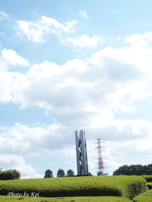 鉄塔&オブジェ♪
