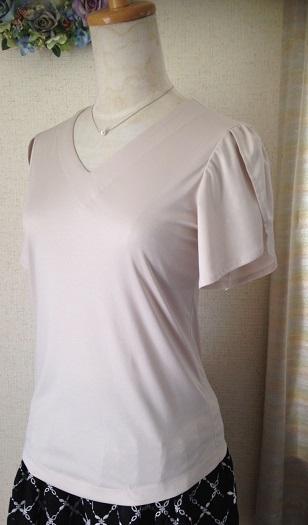 チューリップ袖T1