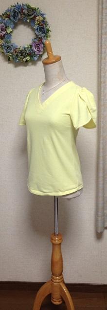 黄Tシャツ1