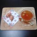 苺ダージリンと苺の焼きドーナツ♪