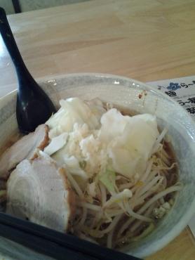 極太ら~麺