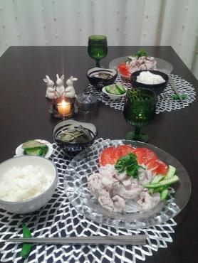 豚しゃぶサラダ2