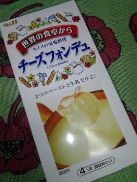 チーズフォンデュパッケージ