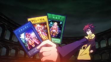 ノーゲーム・ノーライフ 8話HD3