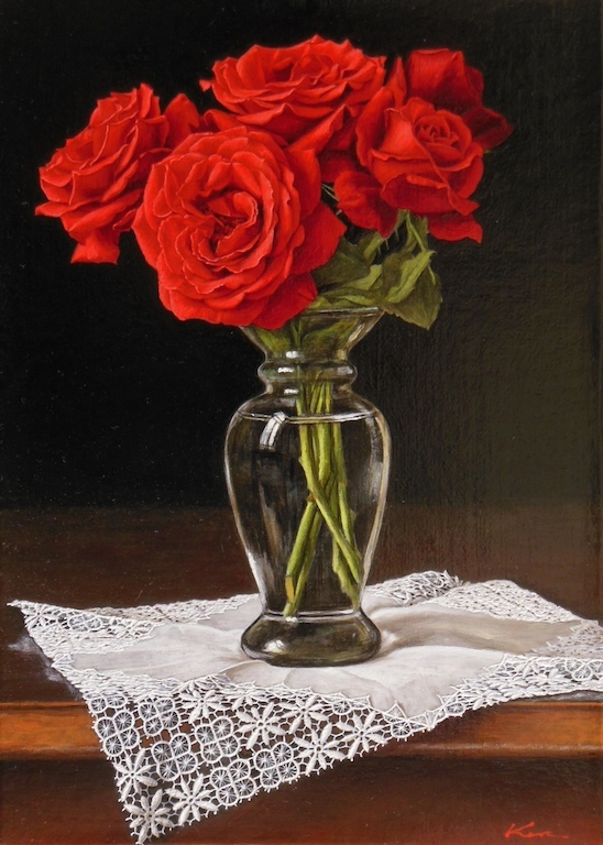 F4号「紅い薔薇」
