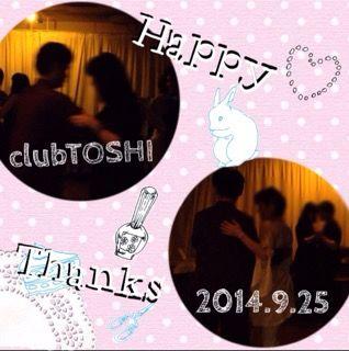 2014_9_25 clubTOSHI