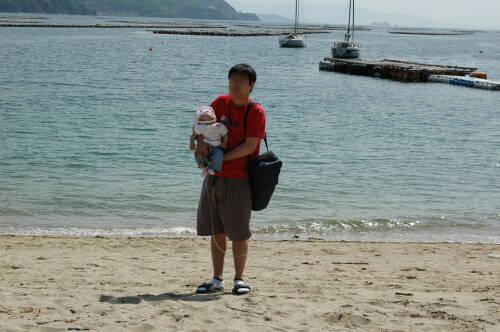 5月5日長浜ビーチパパ