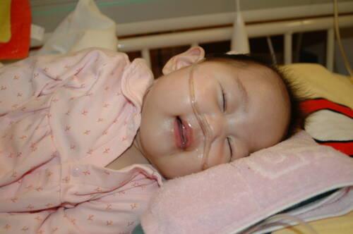 20061110胃ろう入院中2