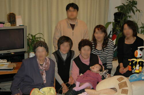 20061122四国から来訪