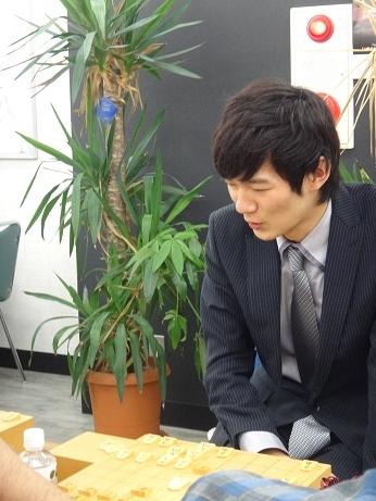 2014年5月17日(土)斎藤慎太郎指導対局10