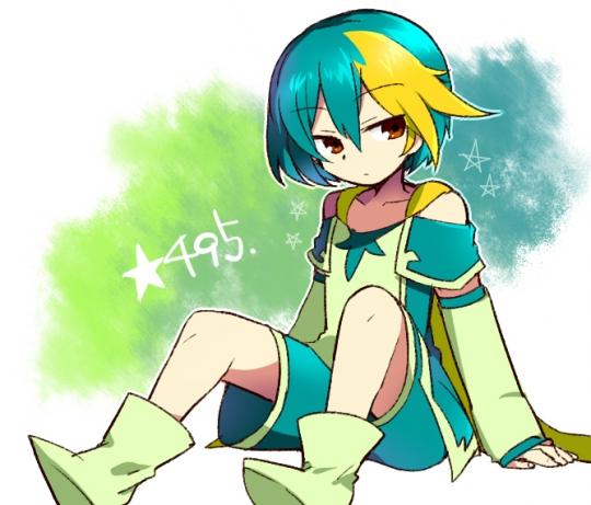 ★ツタージャ♂/スピリア