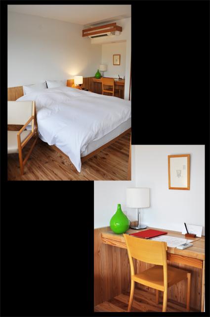 北欧風ホテル