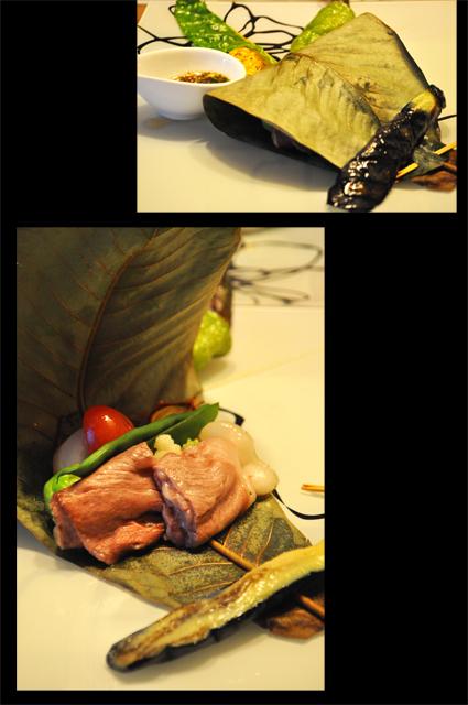ホテリアアルト 料理