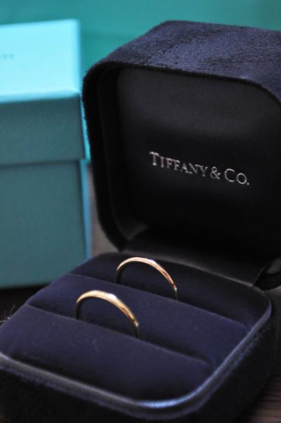 ティファニー 指輪 プレゼント