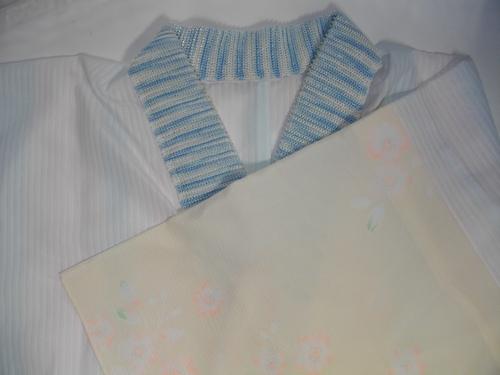東レシルック:単衣の長襦袢