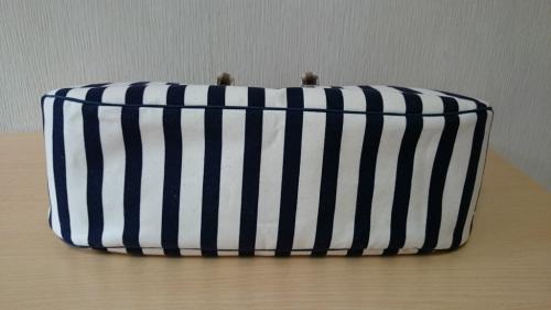 マリン柄のマザーズバッグ20140904