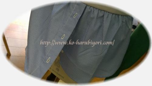 フェリシモ【Kraso】重ね着風スタイル!なんちゃってシャツ(チェックカジュアル)の会