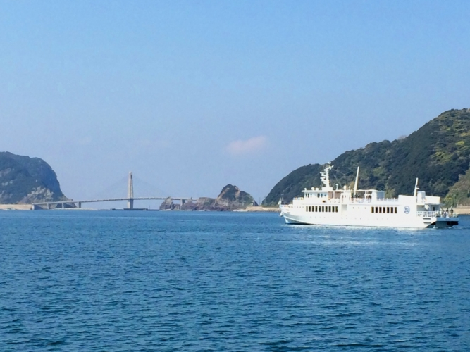 試験航海 3