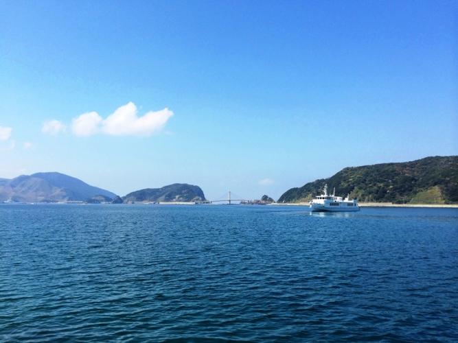 試験航海 1