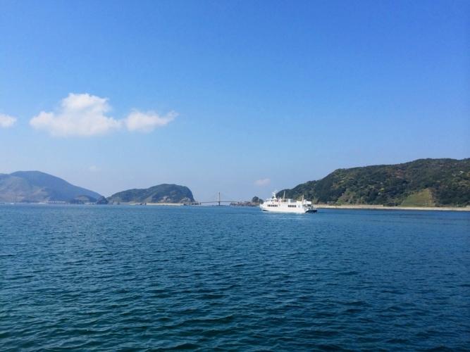 試験航海 2