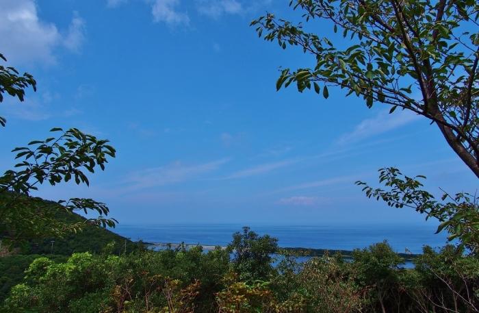 長目の浜の風景 2
