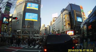 20140318渋谷駅前通過