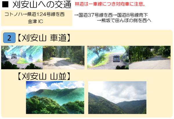 access for Mt yasukari03