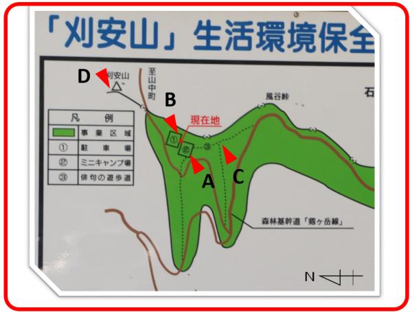 access for Mt yasukari02