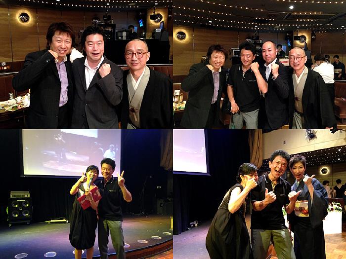 2014.8.3 石橋ゆきさんのウエディングパーティに参加したのです(^^♪