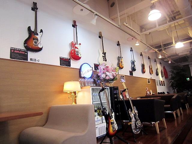 ランチパスポートでモズライトカフェ@ハーバーランドカルメニ地下(^^♪