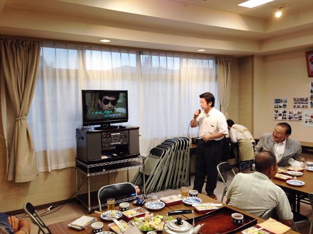 2014.9.14 地元のお月見会でしたヽ(^o^)丿