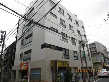 スカーラ武蔵小山外観_R
