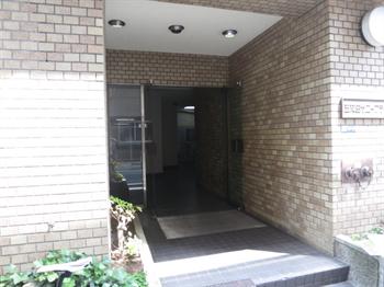 五反田サニーフラットエントランス_R