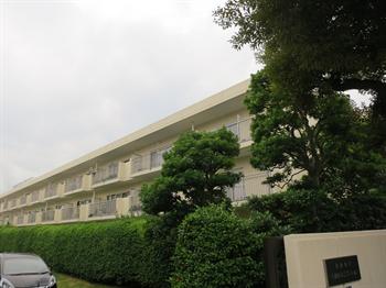 日商岩井大岡山第2マンション外観_R