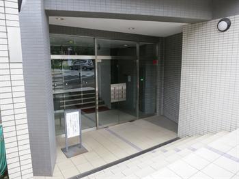 ガーデンホーム西大井エントランス_R