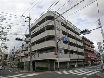 ガーデンホーム西大井外観_R