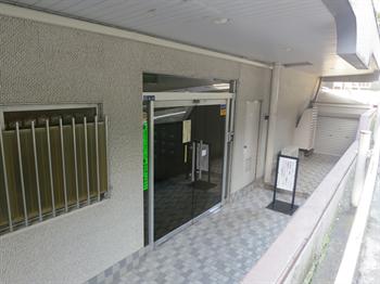 マンション五反田エントランス_R