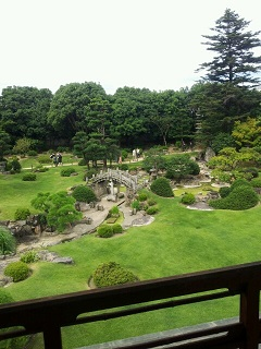 14914 庭園