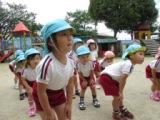 サッカー体操1
