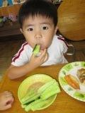 きゅうり試食2