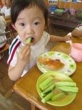 きゅうり試食3