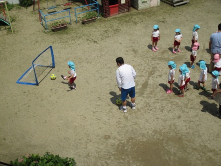 ミンチェサッカー3